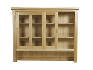 Eton Oak Sliding Door Dresser Top