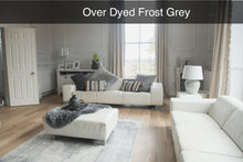 Load image into Gallery viewer, Gooch Luxury Rugs over dyed Frost Grey from Top Secret Furniture