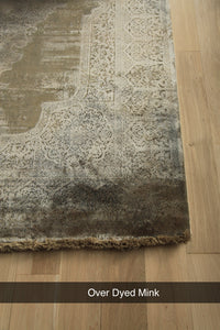 Gooch Luxury Rugs over dyed Mink from Top Secret Furniture