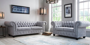 Cherfield 2/3 seater Chesterfield Sofas