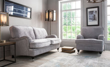 Load image into Gallery viewer, Hawksworth 2/3 seater Sofa and Arm Chair
