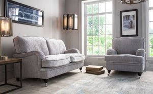 Hawksworth 2/3 seater Sofa and Arm Chair