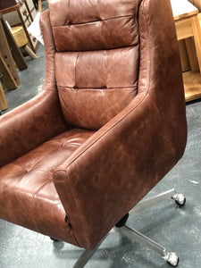Halo Leather Office Chair