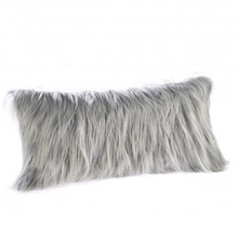 Load image into Gallery viewer, Katrina Hampton faux fur and boudoir cushions from Top Secret Furniture