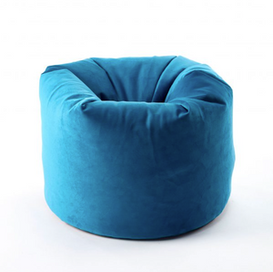 Katrina Hampton Boutique Velvet Beanbag from Top Secret Furniture