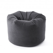 Load image into Gallery viewer, Katrina Hampton Boutique Velvet Beanbag from Top Secret Furniture