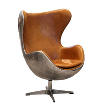 Load image into Gallery viewer, Aviator Keeler Wing Desk Chair available from Top Secret Furniture, Holmes Chapel, Cheshire