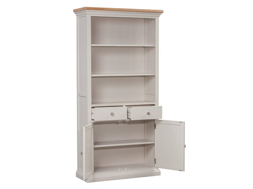 Cotswold Large Bookcase