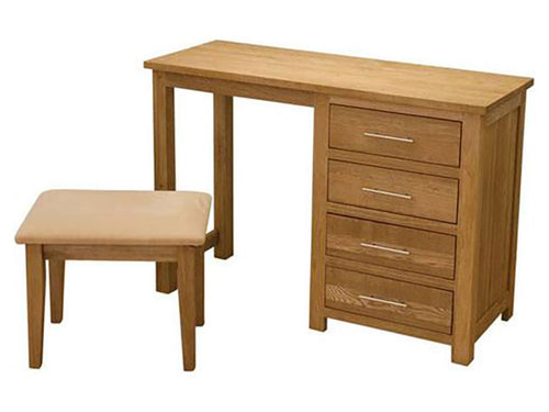 Oxford Dressing Table & Stool