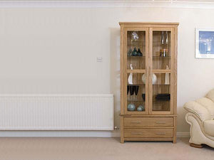 Oxford Glass Display Cabinet