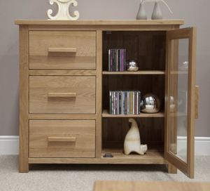 Oxford Small Glazed Chest