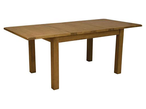Rustic Dining Table - Solid Oak Furniture