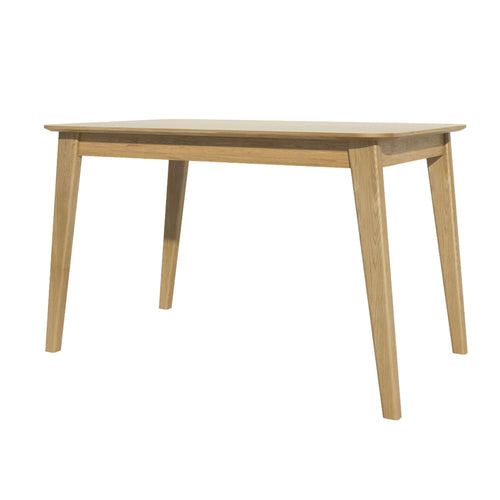 Nordic Oak rectangular Dining Table from Top Secret Furniture