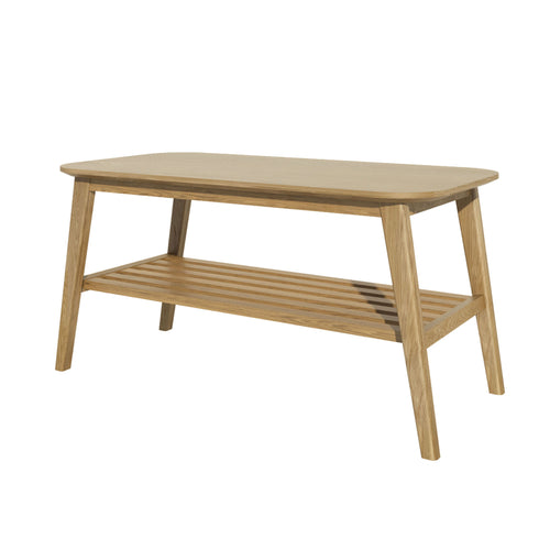 Nordic Scandinavian oak coffee table furniture from top secret furniture