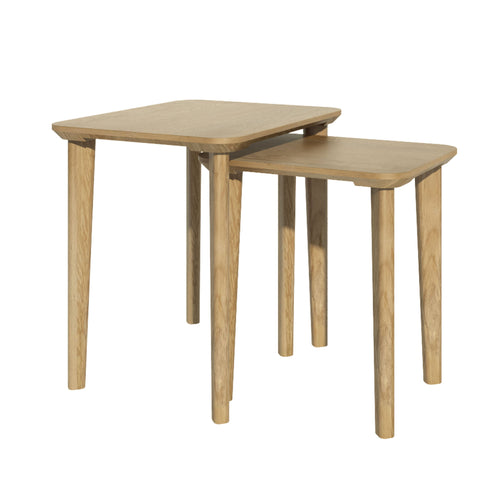 Nordic Scandinavian nest of tables from Top Secret Furniture