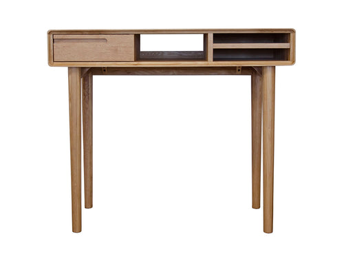 Nordic Scandic Oak Furniture Office desk or Home desk