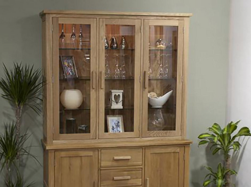 Solid Oak furniture from Top Secret Furniture Holmes Chapel, Cheshire