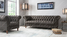 Load image into Gallery viewer, Balmoral Tweed Sofa and Arm Chair