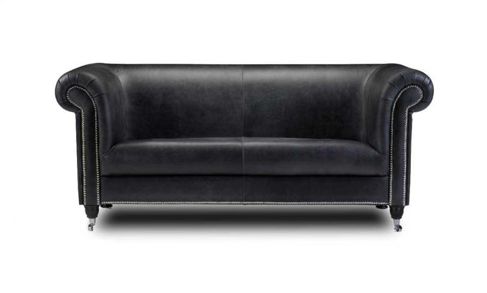 Wessex Leather 3 seater Sofa Top Secret Furniture