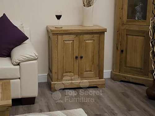 100% solid oak furniture Dalton Printer and Occasional Cupboard