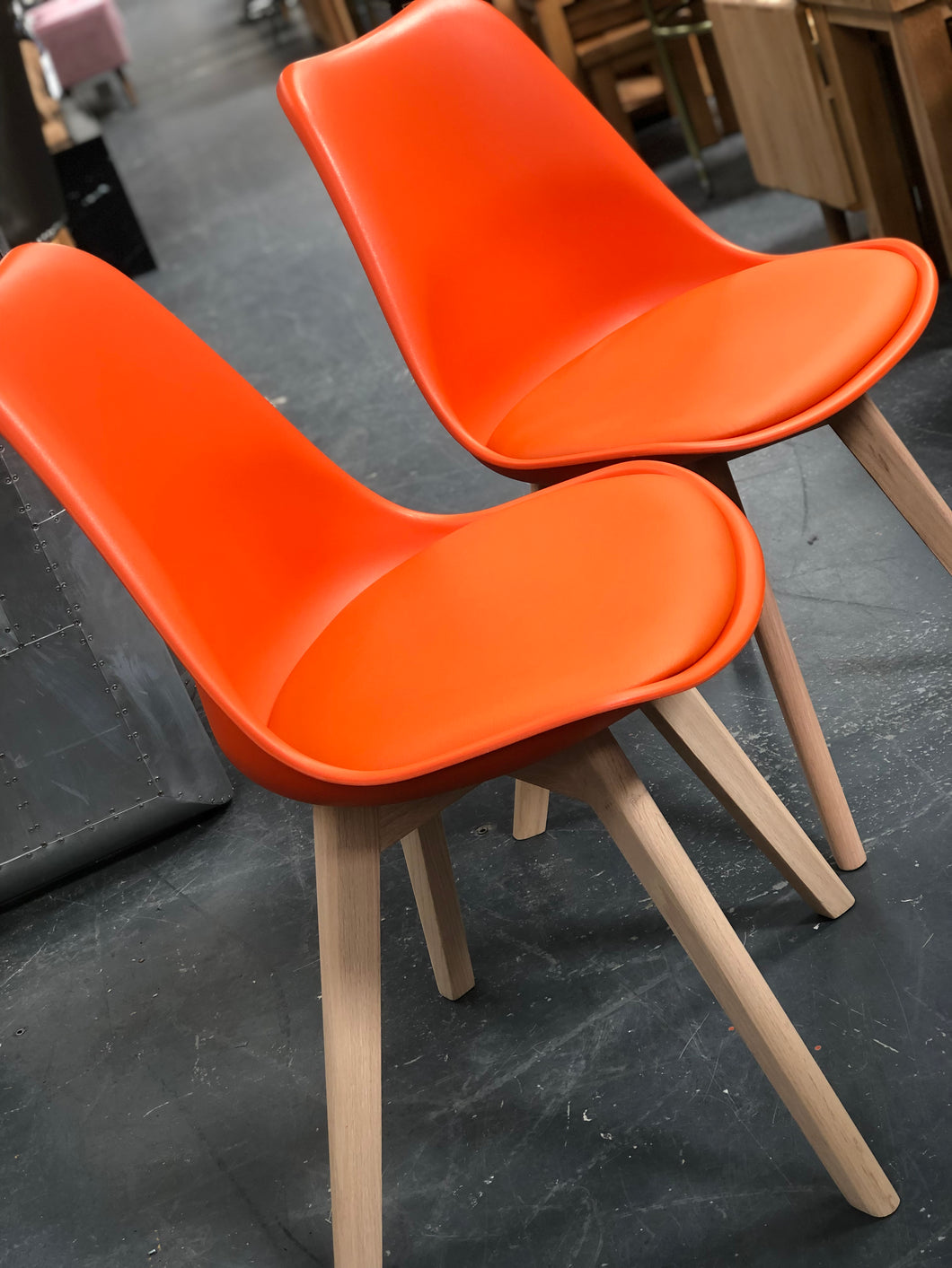 Habitat Jerry Dining Chairs from Top Secret Furniture