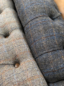 Moorland Harris Tweed or Hunting Lodge Tweed from Top Secret Furniture