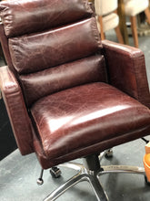 Load image into Gallery viewer, Halo Leather Office Chair