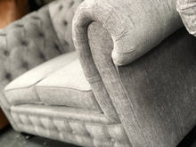 Load image into Gallery viewer, Chesterfield Sofas - Cherfield 3 seater sofa 5 years guarantee
