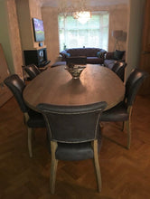 Load image into Gallery viewer, Customers dining table from Top Secret Furniture