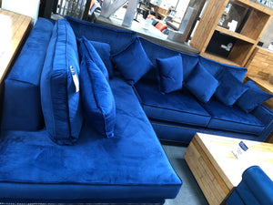 Cuba Corner Sofas from Top Secret Furniture outlet village Cheshire