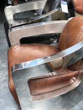 Load image into Gallery viewer, Halo Mars leather Chair from Top Secret Furniture