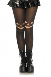Leg Avenue Jack 'O Lantern Tights
