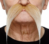 Tomfoolery Adhesive Long Moustache
