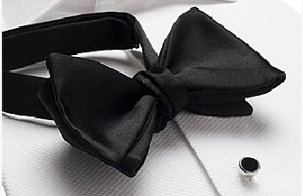 HappyTime Satin Bow Ties Assorted