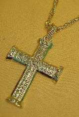 HappyTime Cross Necklace