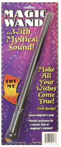 Tomfoolery Magic Wand with Sound