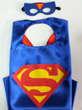 HappyTime Superhero Cape Set Assorted