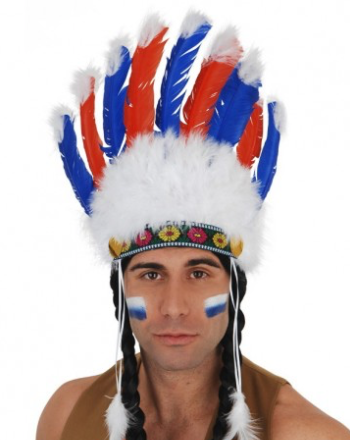 Tomfoolery Indian Headpiece