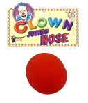 Tomfoolery Jumbo Red Clown Nose