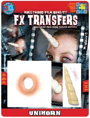 Tinsley FX Transfers - Unihorn