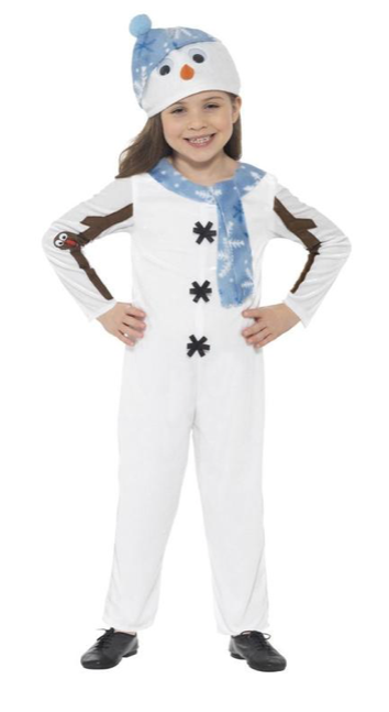 Smiffy's Snowman Toddler Costume