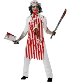 Interalia Deadly Butcher Costume