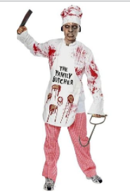 Interalia Deadly Chef Costume