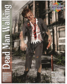 Interalia Dead Man Walking Costume