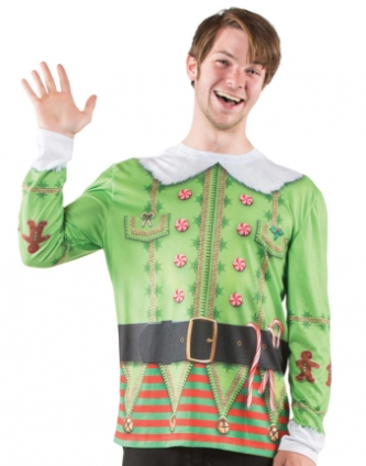 Tomfoolery Christmas Long Sleeve Sweater
