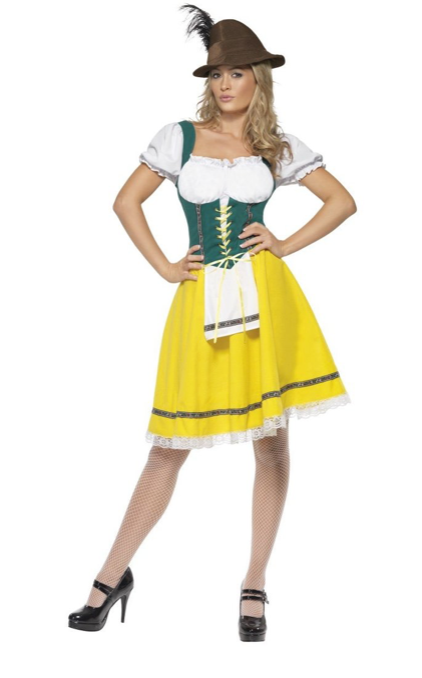 Smiffy's Female Oktoberfest Costume