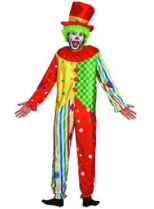 Interalia Clown Costume