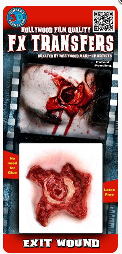 Tinsley FX Transfers - Exit Wound