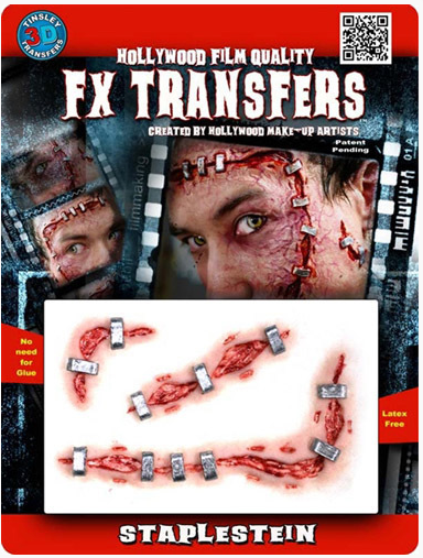Tinsley FX Transfers - Staplestein