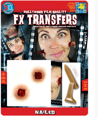 Tinsley FX Transfers - Nailed